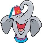 Shriner Elephant
