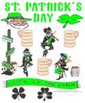 St. Patricks Day Section