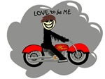 BIKER GUY - LOVE TO BE ME