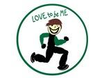 RUNNER GUY - LOVE TO BE ME