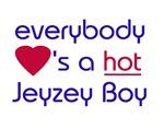 EVERYBODY LOVES A JERSEY BOY