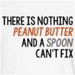 Peanut Butter And A Spoon