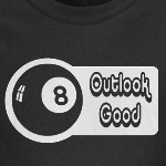 Magic 8 Ball: Outlook Good