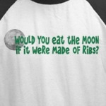 Moon Made of Ribs