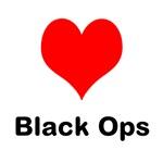Heart Black Ops