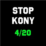 Stop Kony 4/20 Dark