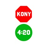 Stop Sign Kony Go 420
