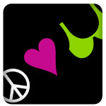 Peace Love Boobs