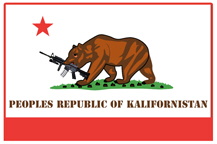 Peoples Republic of Kalifornistan!