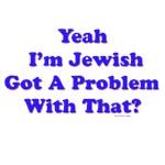 Jewish Pride T-Shirts and Gifts