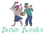 Purim Rocks