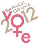 Women Vote Obama