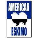 Classic Blue American Eskimo