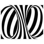 Zebra Swirl Art