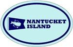 Nantucket Island Oval