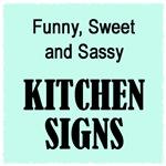 Kitchen Signs