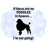 Standard Poodles In Heaven