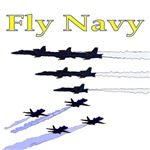 Fly Navy - Blue Angels