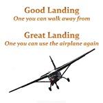 Good Landing/Great Landing