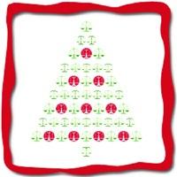 Lawyer's Christmas Tree