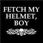 Fetch My Helmet, Boy