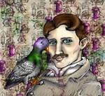 Bird and Tesla
