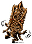 Dancing Tiki