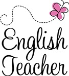 English Teacher School T-shirts