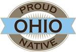 Proud Ohio Native T-shirts