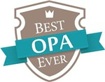 Best Opa Ever mens t-shirts