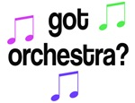 Got Orchestra T-shirts and Gifts