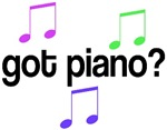 Got Piano T-shirts And Gifts