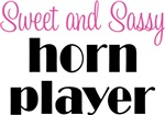 Sweet and Sassy French Horn T-shirts and Gifts