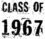 Grunge Class Of 1967 Reunion T-shirts