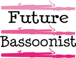 FUTURE BASSOONIST KIDS T-shirts and Gifts
