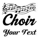 CUSTOM CHOIR MUSICAL T-SHIRTS