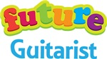 Future Guitarist Kids Music T-shirts