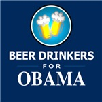 BEER DRINKERS FOR OBAMA