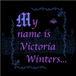 Dark Shadows My Name is Victoria Winters Color