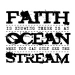 Faith is knowing there is an Ocean V2
