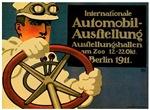 Berlin Auto Exhibition 1911