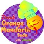 Orange Mandarin Soda