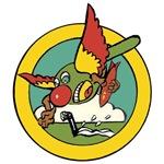 2nd Sea Search Attack Squadron Insignia