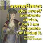 Admirable Advice
