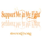 Support Me In My Fight