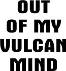 Out Vulcan Mind