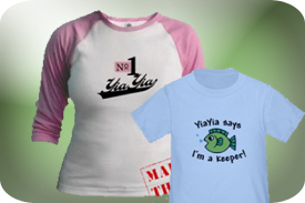 T-Shirts and Gifts for YiaYia