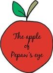 Apple of Pepaw's Eye