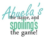 Abuela's the Name!