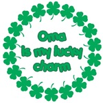 Oma is My Lucky Charm